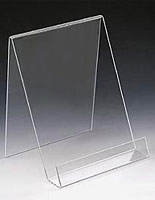 Book display stands