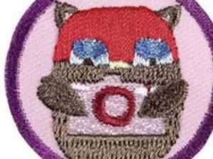 Girl Scout Digital Photographer Badge