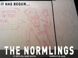 Introducing, THE NORMLINGS