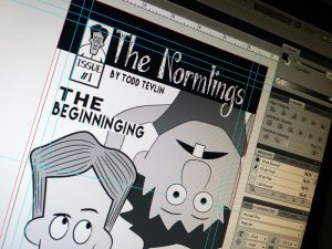 The Normlings Cover for print