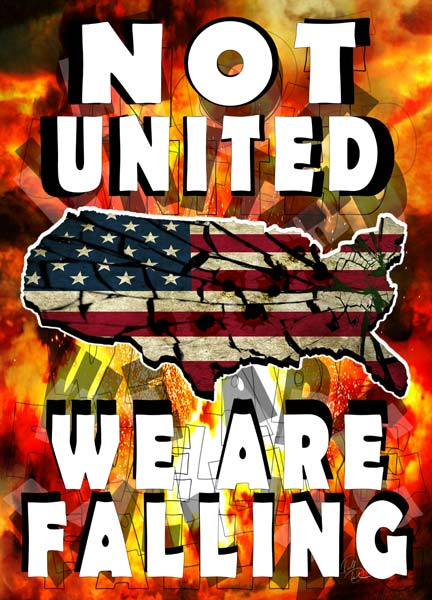 Not United, We Are Falling