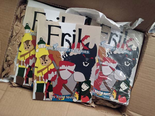 Frik Anthology Is Here!