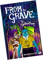 From The Grave Book Image