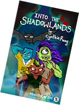 Into The Shadowlands Book Image