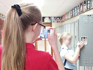 Girl Scout Digital Movie Maker Badge