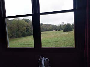 Chilling at Retreat